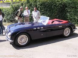 classic maserati a6g coachbuild com frua maserati a6g 2000 serie 1 spider