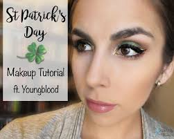 get festive with a st patrick u0027s day makeup tutorial from my vanity