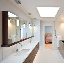 his and her bathroom large medicine cabinets bathroom modern with his and hers vanity