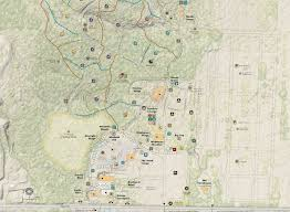 Portland Zip Code Map by Site Map Pickathon Venues Camping And Trails Pickathon