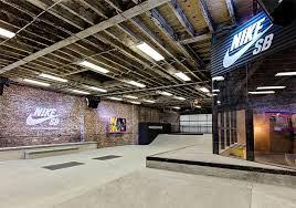 Garag by Nike Sb Opens The Garage An Indoor Skatepark In Williamsburg Huh