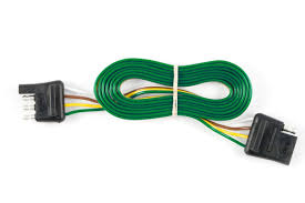 4 way flat light connector trailer wiring electrical hitches and towing 101 towing