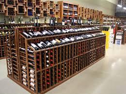 Liquor Store Shelving by Retail Wine Racks And Wine Shelves Restaurant Wine Display Cabinetry