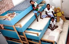 Stackable Bunk Beds Nesting Instinct 15 Super Stackable U0026 Space Saving Designs Urbanist