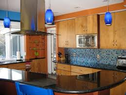 Blue Kitchen Backsplash by Kitchen Design 20 Best Photos Gallery Unusual Kitchen Tiles