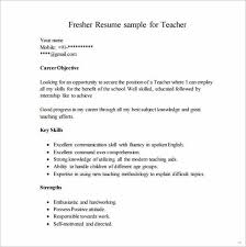 resume format for fresher teachers doctors sle resume for freshers famous screenshoot teacher fresher min