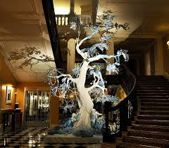 the most stylish tree galliano adds some
