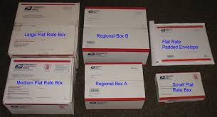 united states postal service flat rate box ups