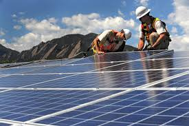 install solar solar panel tariffs international trade commission decision could