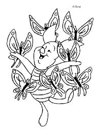 piglet caught wind coloring pages hellokids