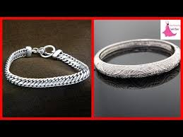 silver bracelet designs images New beautiful silver chandi bracelets designs jpg