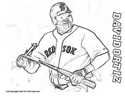 coloring pages baseball color pages baseball coloring pages