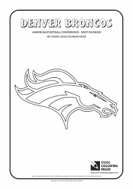 nfl logo coloring pages excellent cool coloring pages nfl
