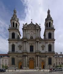 Nancy France Map by Nancy Cathedral Wikipedia