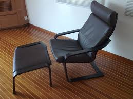 ikea hack diy wingback rocking chair ikea decora ikea poang with ottoman black leather chairs pinterest
