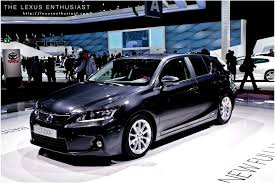 lexus ct200h vs prius 2014 lexus ct200h shows facelift at 2013 guangzhou show electric