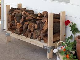 Plywood Storage Rack Free Plans by 14 Easy Diy Outdoor Firewood Racks To Keep Those Logs Perfectly