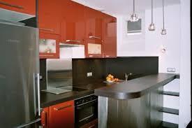 cuisine ouverte avec bar model de cuisine americaine gallery of amazing gallery of bar de
