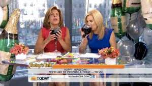 kathie lee and hoda drink again at last video huffpost