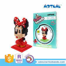 artkal flexible kids craft 15 colors tray perler beads cc15 buy