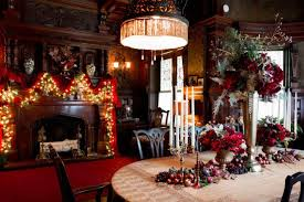 dining room christmas decor magical christmas dining room decoration ideas you can use