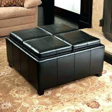 Taupe Ottoman Taupe Storage Ottoman Etechconsulting Co