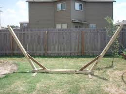 Hammock With Wooden Stand Cool Homemade Hammock Stand 71 In New Trends With Homemade Hammock