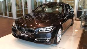 bmw showroom interior bmw 5 series 2016 in depth review interior exterior youtube
