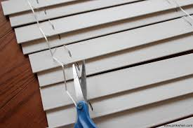 Striped Roman Shades Roman Blinds Diy Turn Old Miniblinds Into Functioning Roman