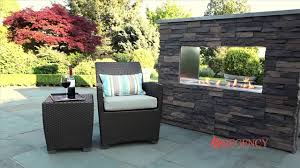 Patio Fireplace Kit by Regency Plateau Outdoor Fireplace Pto30 With See Through Framing