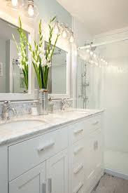 Small Bathroom Chandelier Bathroom Chandelier Lighting Ideas Romantic Bathroom With Mood