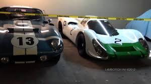 one of the best collector car garages ferrari 250 gto u0027s mclaren