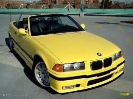 Bmw M3 1998 - dakar yellow 1998 bmw m3 convertible exterior photo 44730336