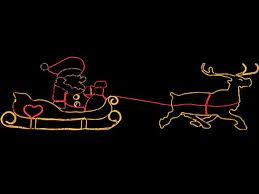 Animated Polar Bear Christmas Decoration Lights by How To Hang Christmas Lights Diy