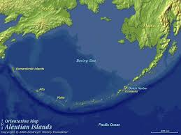 map of aleutian islands destroyer history orientation map aleutian islands