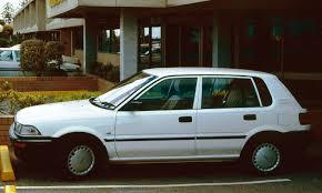 toyota corolla hatchback 1991 file toyota corolla e90 5 door hatchback jpg wikimedia commons