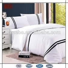 wholesale embroidery hotel bed linen sets king size