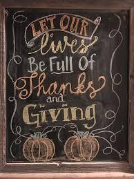 thanksgiving chalkboard chalkboard