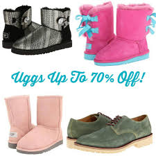 uggs on sale for up to 70
