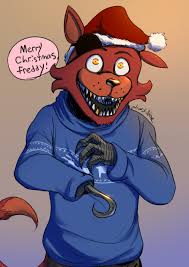 fnaf pirate nerd christmas sweater trade atlas white