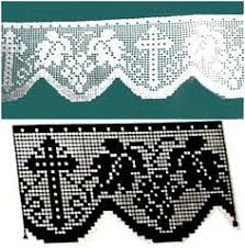 imagenes religiosas a crochet cotton lace filet italy tuscany pistoia florence crochet religioso
