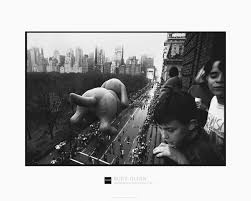 magnum collection poster thanksgiving day parade new york city
