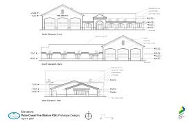 Fire Station Floor Plans Master Detail Report
