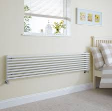 modern kitchen radiators milano cayos white modern horizontal designer radiator 342mm x