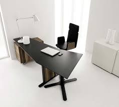 designer office desk contemporary dark wood office desk engaging impressive modern
