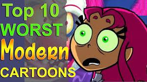 likeness of top ten modern top 10 worst modern