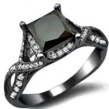 black diamond promise ring black promise rings wedding promise diamond engagement rings
