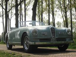 alfa romeo 6c rm sotheby u0027s 1947 alfa romeo 6c 2500 ss cabriolet automobiles