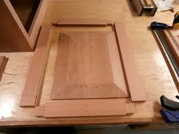 Make Raised Panel Cabinet Doors Raised Panel Cabinet Doors Out Of Mdf Seeshiningstars