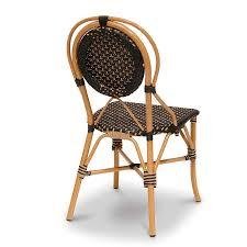 Palecek Bistro Chair Bistro Outdoor Metal Chair 7981